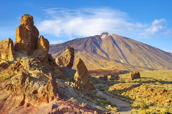 Mount Teide in Tenerife, Canary Islands